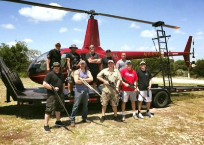 helicopter hog hunting packages tx 4