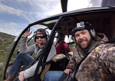 helicopter hog hunting packages tx 5