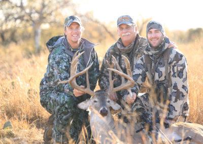 texas whitetail deer hunting 1