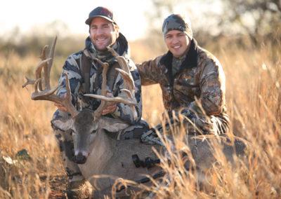 texas whitetail deer hunting 4