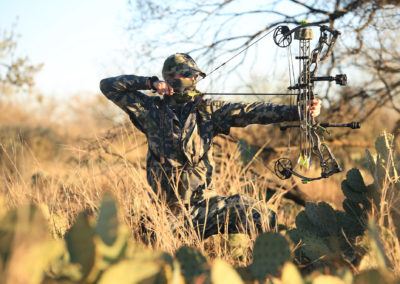 texas whitetail deer hunting package