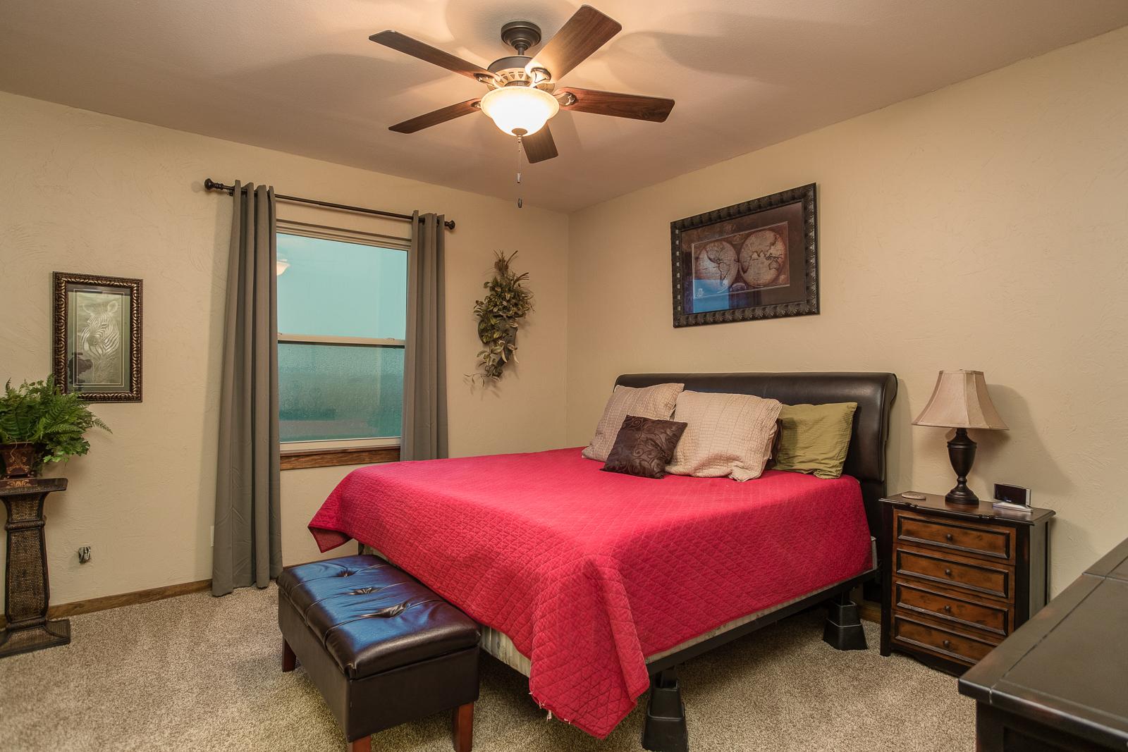 Quail Lodge Bedroom 2