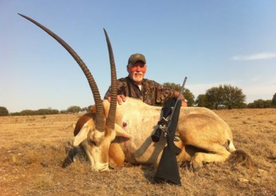 texas exotics hunting package