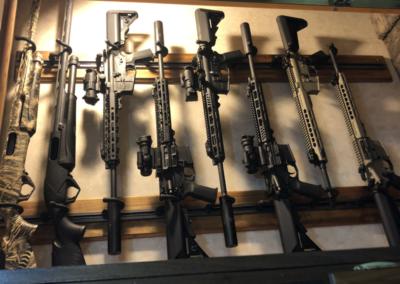Assault and Sniper rifles