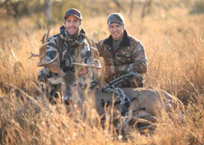 texas whitetail deer hunting 5