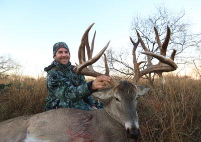 texas whitetail deer hunting 7