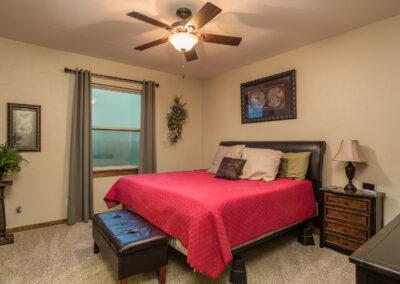 Quail Lodge Bedroom
