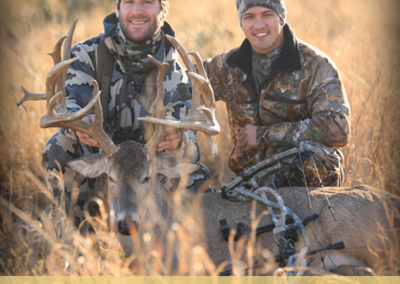 Texas Whitetail Hunting