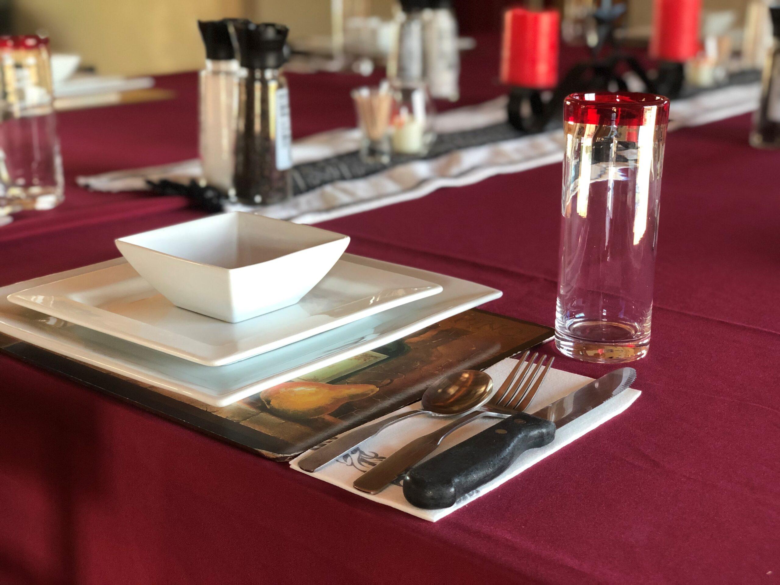 DFR Dining Room Photo