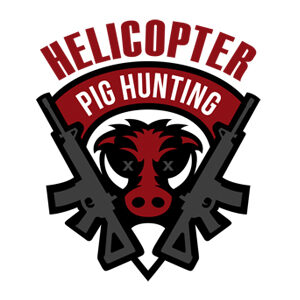 helicopter pig hunting Texas